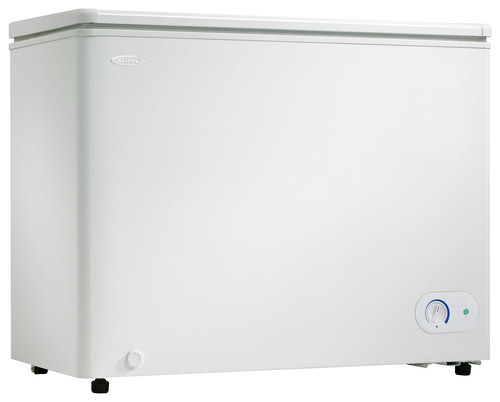 Danby - 7.2 Cu. Ft. Chest Freezer - White