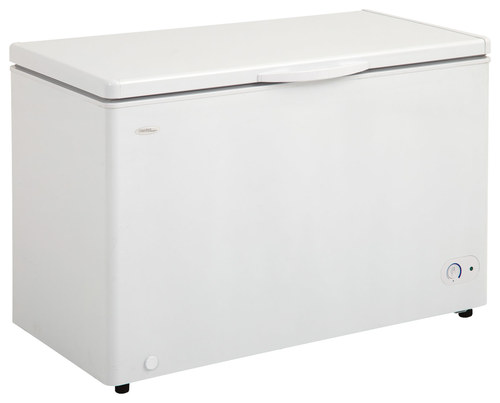 Danby - 9.6 Cu. Ft. Chest Freezer - White