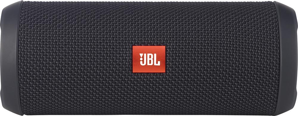 JBL - Flip 3 Portable Bluetooth Speaker - Black