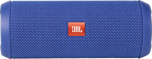 JBL - Flip 3 Portable Bluetooth Speaker - Blue