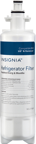 Insignia™ - Water Filter for Select LG Refrigerators