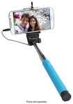 Digital Treasures - Clickstick! Wired Selfie Stick - Blue