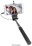 Digital Treasures - Clickstick! Wired Selfie Stick - Black