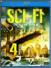 4-movie Sci-fi Collection (blu-ray Disc) 4241509