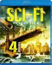 4-movie Sci-fi Collection (blu-ray) 4241509