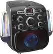 iLive - Cd+g Karaoke System with Water Light Speakers - Black