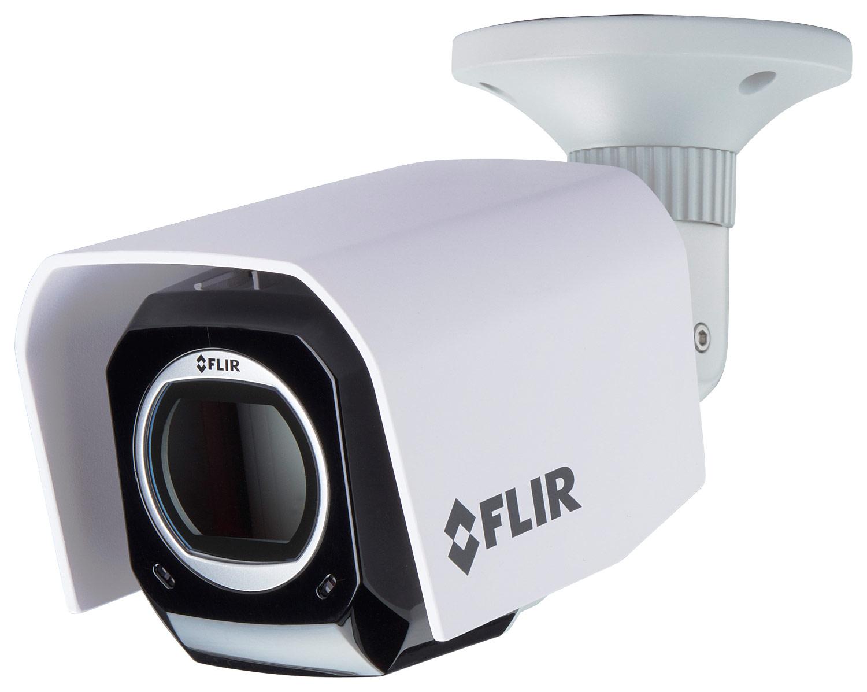 Flir - Outdoor Housing for Flir FX Cameras - White