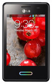 LG - Optimus L3 II Cell Phone (Unlocked) - Black