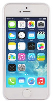 Apple® - iPhone 5s 64GB Cell Phone (Unlocked) - Silver
