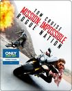 Mission: Impossible - Rogue Nation [with Digital Copy] [blu-ray/dvd] [only @ Best Buy] [steelbook] 4253604