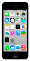 Apple® - iPhone 5c 32GB Cell Phone (Unlocked) - White