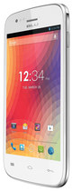 Blu - Advance 4.0 A270a Cell Phone (Unlocked) - White