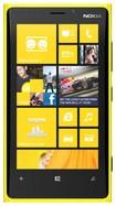 Nokia - Lumia 920 Cell Phone (unlocked) - Yellow