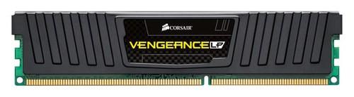 Corsair - Vengeance LP 2-Pack 8GB PC3-12800 DDR3 Dimm Memory Kit - Black