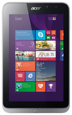 "Acer - Iconia W4-820 8"" Tablet - 64GB - Black"