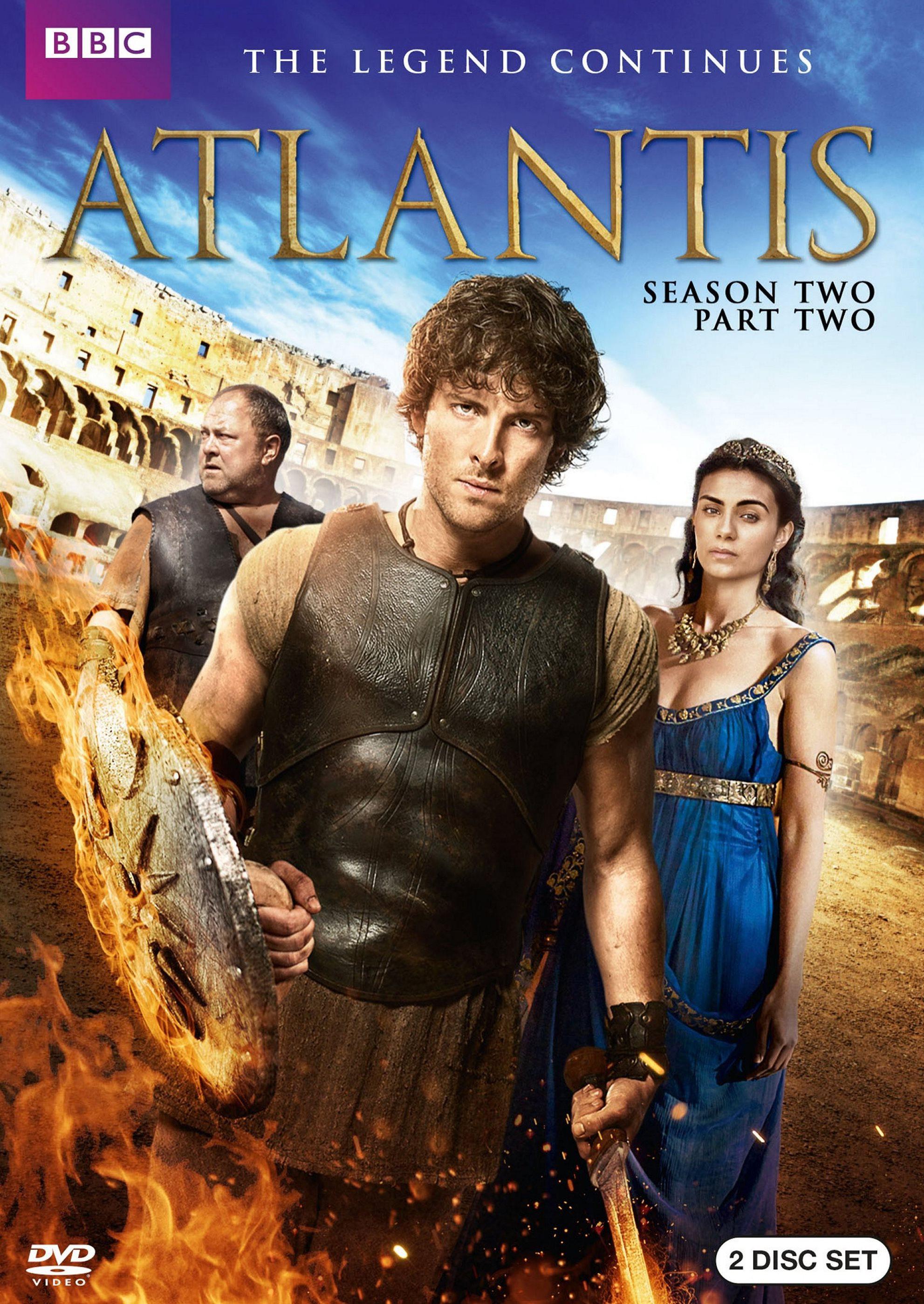 Atlantis: Season Two, Part Two [2 Discs] (dvd) 4260400