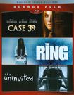 Horror Pack: Case 39/the Ring/the Uninvited [3 Discs] [blu-ray] 4264310