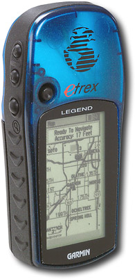 Click here for eTrex Legend Waterproof Handheld WAAS-Enabled GPS... prices
