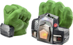 Hasbro - Playmation Marvel Avengers Gamma Gear - Green/gray 4266300