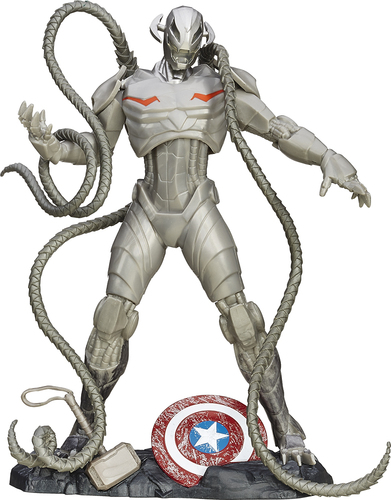 Hasbro - Playmation Marvel Avengers Ultron Deluxe Smart Figure - Gray
