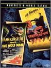 Frankenstein Meets the Wolfman/House of Frankenstein (DVD) (Full Screen/Black & White) (Eng/Spa/Fre)