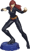 Hasbro - Playmation Marvel Avengers Black Widow Hero Smart Figure - Black/red 4267600