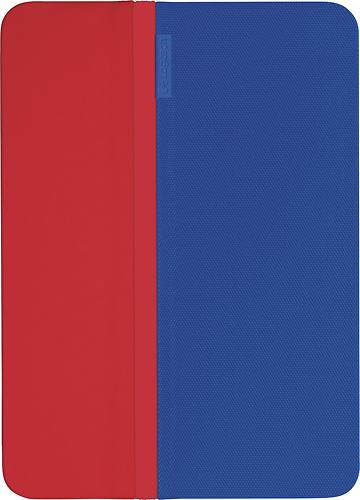 Logitech AnyAngle Case for Apple® iPad® mini, iPad mini 2 and iPad mini 3 Blue/Red 939-001238