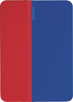 Logitech - AnyAngle Case for Apple® iPad® mini - Blue/Red