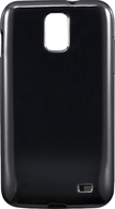 Rocketfish™ Mobile - Soft Shell Case for Samsung Galaxy S II (AT&T) Mobile Phones - Black