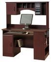 South Shore - Morgan Computer Desk - Royal cherry