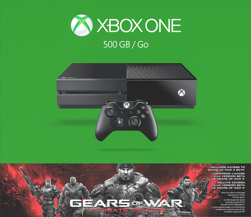 Xbox One 500GB Console Collection Bundle