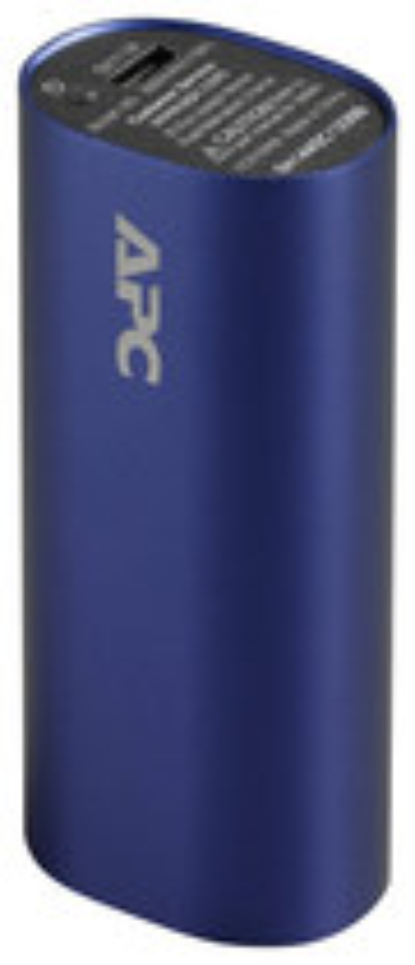 Apc - Portable Charger - Blue 4281505