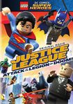 Lego Dc Comics Super Heroes: Justice League - Attack Of The Legion Of Doom (dvd) 4281900