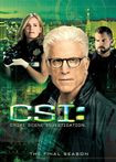 Csi: Crime Scene Investigation: The Final Season (dvd) 4283005