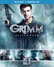Grimm: Season Four [includes Digital Copy] [ultraviolet] [5 Discs] [blu-ray] 4283405