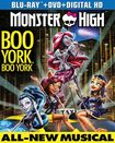 Monster High: Boo York, Boo York [blu-ray] 4290703