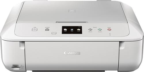 Canon - Pixma MG6820 Wireless All-In-One Printer - White