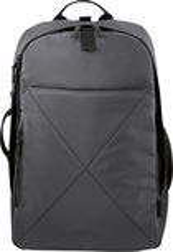 Targus - T-1211 I Flip Function Laptop Backpack - Gray