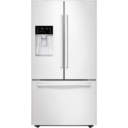 Samsung 225 Cu Ft French Door Counter Depth Refrigerator With