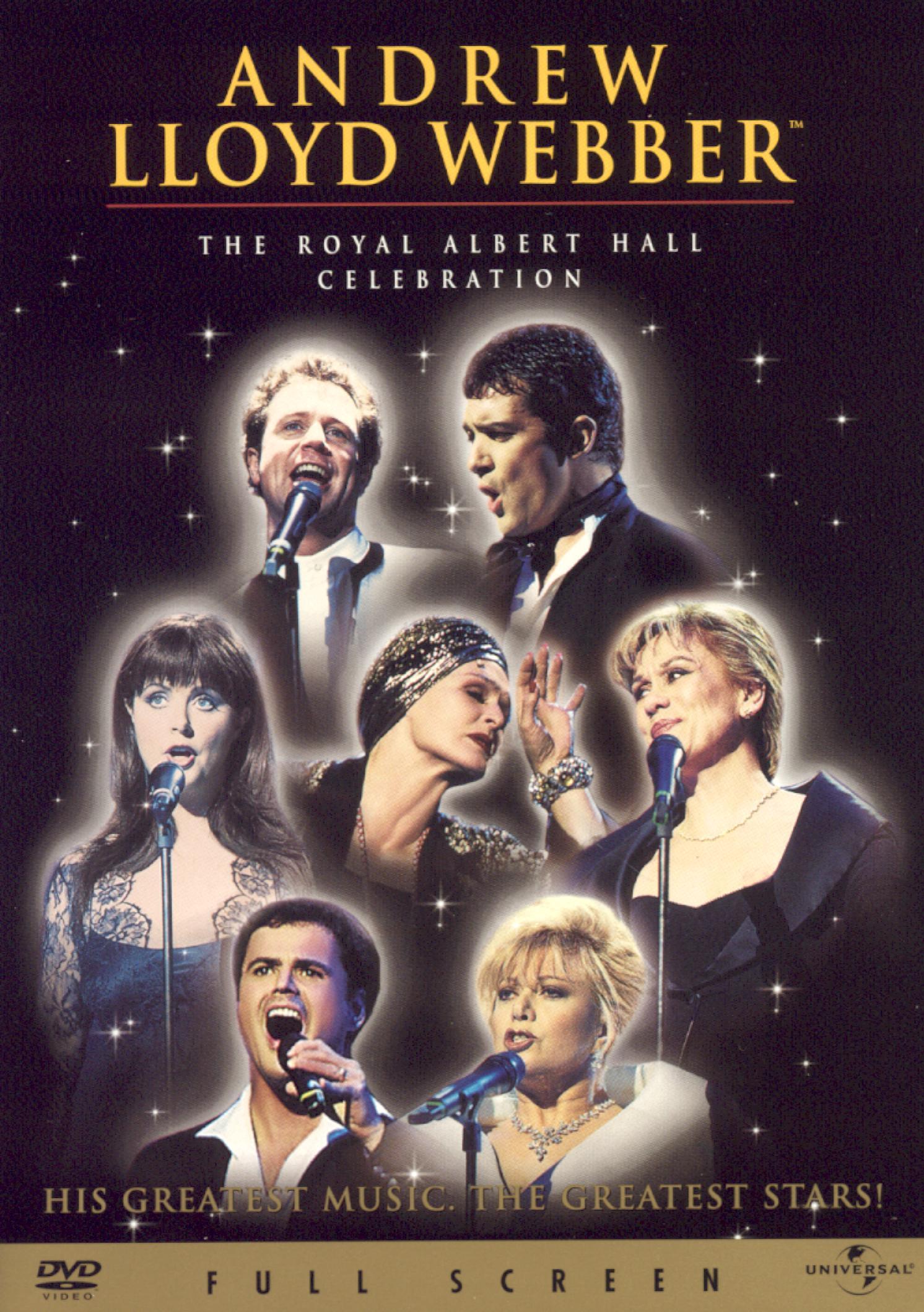 Andrew Lloyd Webber: Royal Albert Hall Celebration (dvd) 4294212