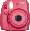 Fujifilm - Instax Mini 8 Film Camera - Raspberry