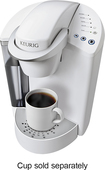 Keurig - K45 Elite Single-Serve Brewer - White