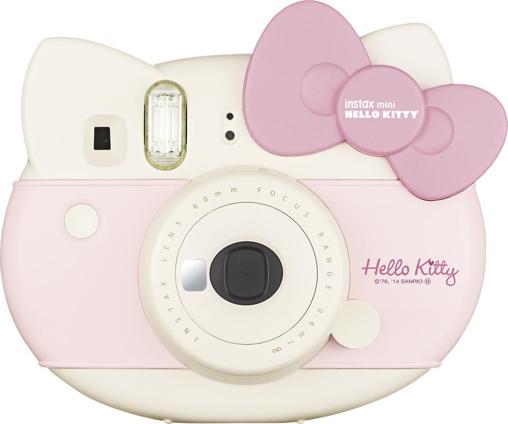 Fujifilm - Instax Mini Hello Kitty Instant Film Camera - Pink