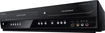 Magnavox - DVD Player/VCR with 2-Way Dubbing - Black