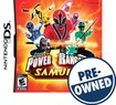 Saban's Power Rangers: Samurai - Pre-owned - Nintendo Ds 4303684
