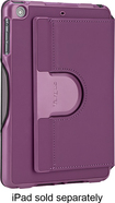Targus - Versavu Slim 2 Case for Apple® iPad® mini with Retina display and iPad mini - Prune Purple
