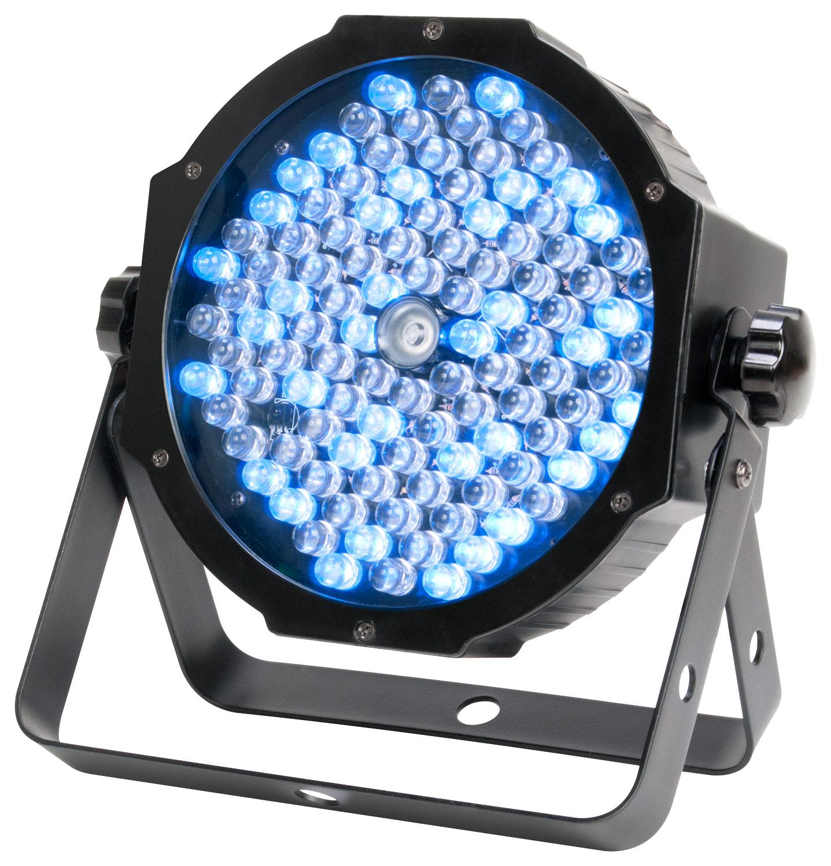 American Dj - Mega Par Profile Plus Par Light - Black 4307019