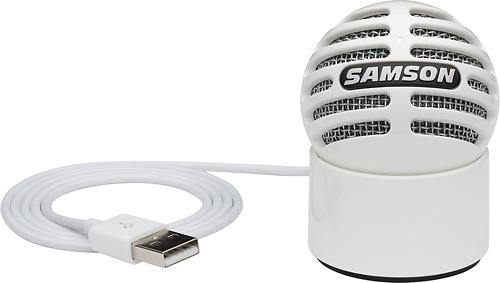 Samson - Meteorite USB Microphone - White