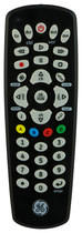 Ge - 4-device Universal Remote - Black