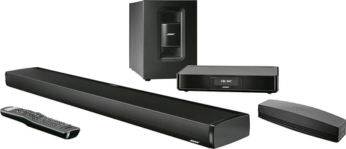 Bose® - SoundTouch® 130 Home Theater System - Black